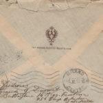 Lettere del sottotenente Giovanni Dusmet al fratello Alfredo Dusmet, item 27
