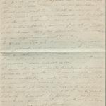 Lettere del sottotenente Giovanni Dusmet al fratello Alfredo Dusmet, item 28