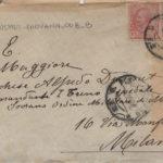 Lettere del sottotenente Giovanni Dusmet al fratello Alfredo Dusmet, item 35
