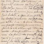 Lettere del sottotenente Pietro Stassano alla famiglia, item 15