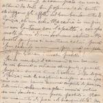 Lettere del sottotenente Pietro Stassano alla famiglia, item 19