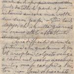 Lettere del sottotenente Pietro Stassano alla famiglia, item 22