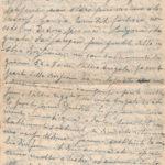 Lettere del sottotenente Pietro Stassano alla famiglia, item 37