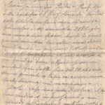 Lettere del sottotenente Pietro Stassano alla famiglia, item 43