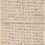 Lettere del sottotenente Pietro Stassano alla famiglia, item 52