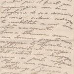 Lettere del sottotenente Rocco Stassano alla famiglia, item 1