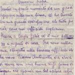 Lettere del tenente Nicola Palermo ai genitori