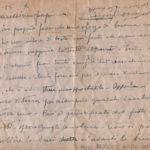 Lettere del tenente Mario Bruzzese al padre
