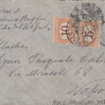 Lettere di condoglianze a Pasquale Calienno per la morte del figlio, il sottotenente Mario Calienno, item 29