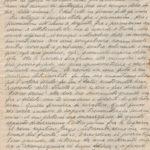 Lettere di condoglianze a Pasquale Calienno per la morte del figlio, il sottotenente Mario Calienno, item 32