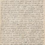 Lettere di condoglianze a Pasquale Calienno per la morte del figlio, il sottotenente Mario Calienno, item 33