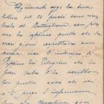 Lettere del sottotenente Eduardo Ciliendo alla sorella Maria Ciliendo, item 1