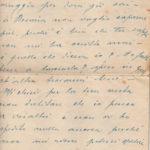 Lettere del sottotenente Eduardo Ciliendo alla sorella Maria Ciliendo, item 2