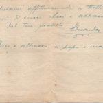 Lettere del sottotenente Eduardo Ciliendo alla sorella Maria Ciliendo, item 4