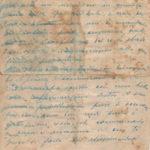 Lettere del sottotenente Eduardo Ciliendo alla sorella Maria Ciliendo, item 7