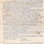 Lettere del V° Corpo di Armata, Comando del Genio alla famiglia del capitano Oscar Melchiori