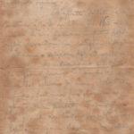 Lettere di condoglianze a Michele Talamo padre del sottotenente Ugo Talamo, item 1