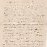 Lettere di condoglianze a Michele Talamo padre del sottotenente Ugo Talamo, item 6