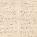 Lettere di condoglianze a Michele Talamo padre del sottotenente Ugo Talamo, item 7
