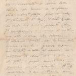 Lettere di condoglianze a Michele Talamo padre del sottotenente Ugo Talamo, item 8