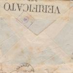 Lettere di condoglianze a Michele Talamo padre del sottotenente Ugo Talamo, item 10