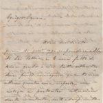 Lettere di condoglianze a Michele Talamo padre del sottotenente Ugo Talamo, item 12