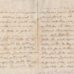 Lettere di condoglianze a Michele Talamo padre del sottotenente Ugo Talamo, item 13