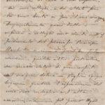 Lettere di condoglianze a Michele Talamo padre del sottotenente Ugo Talamo, item 14
