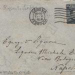 Lettere di condoglianze a Michele Talamo padre del sottotenente Ugo Talamo, item 15