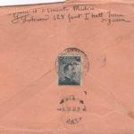 Lettere circa la morte dell'aspirante ufficiale Augusto Volpe, item 8