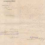 Lettere circa la morte dell'aspirante ufficiale Augusto Volpe, item 10