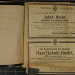 Fotos, Feldpost und Zeichnung von Jakob Hecht, item 13