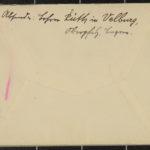 Fotos, Feldpost und Zeichnung von Jakob Hecht, item 15