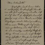 Fotos, Feldpost und Zeichnung von Jakob Hecht, item 16