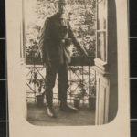 Fotos und Feldpostkarten von Anton Pausch, item 1