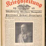 Deutsche Kriegszeitung von 1915, item 3