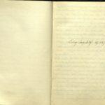 Kriegstagebuch von  Walther Huth, item 2