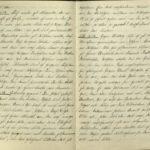 Kriegstagebuch von  Walther Huth, item 5