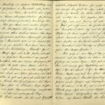 Kriegstagebuch von  Walther Huth, item 8