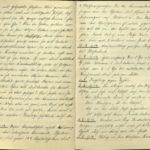 Kriegstagebuch von  Walther Huth, item 10