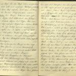 Kriegstagebuch von  Walther Huth, item 12