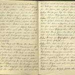 Kriegstagebuch von  Walther Huth, item 13