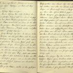 Kriegstagebuch von  Walther Huth, item 14