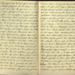 Kriegstagebuch von  Walther Huth, item 15