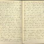 Kriegstagebuch von  Walther Huth, item 17