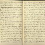 Kriegstagebuch von  Walther Huth, item 18