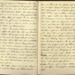 Kriegstagebuch von  Walther Huth, item 19