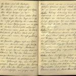 Kriegstagebuch von  Walther Huth, item 20