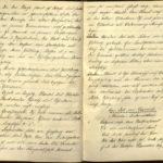 Kriegstagebuch von  Walther Huth, item 21