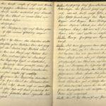 Kriegstagebuch von  Walther Huth, item 25